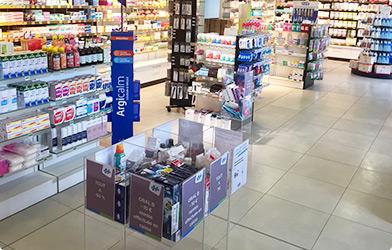 Bon pharmacien Longages